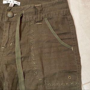 CAbi Pants - Cabi 100% Linen Pants